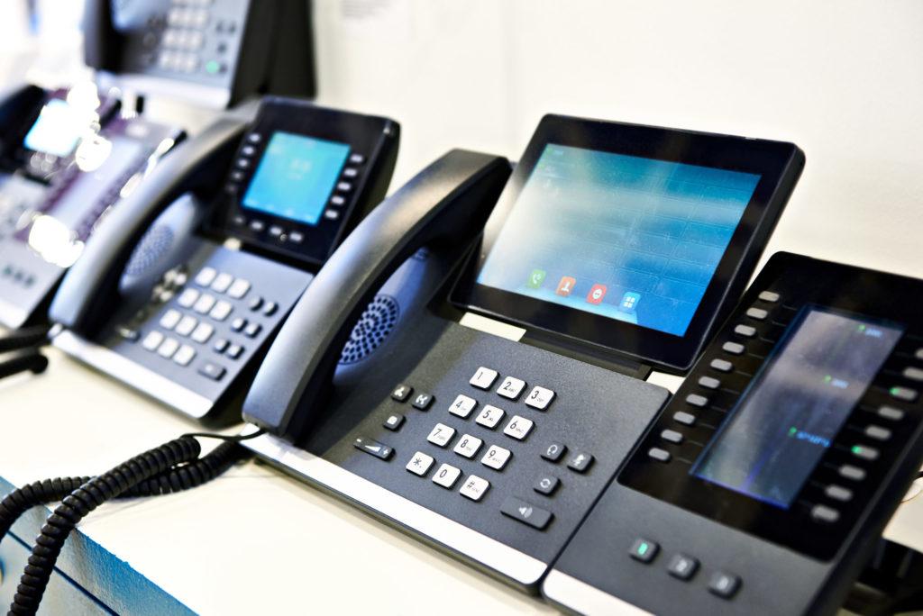 Téléphones VOIP