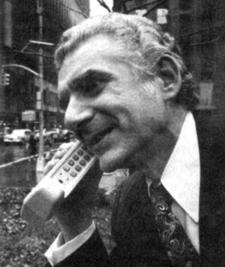 Avant le smartphone, le téléphone mobile