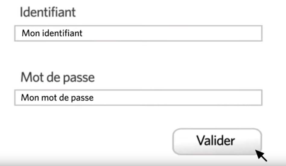 Interface en ligne de paramétrage des musiques